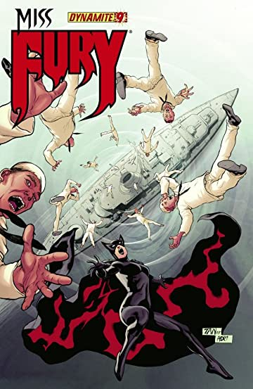 Miss Fury (2013) #9: Digital Exclusive Edition
