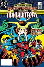 Secret Origins (1986-1990) #22