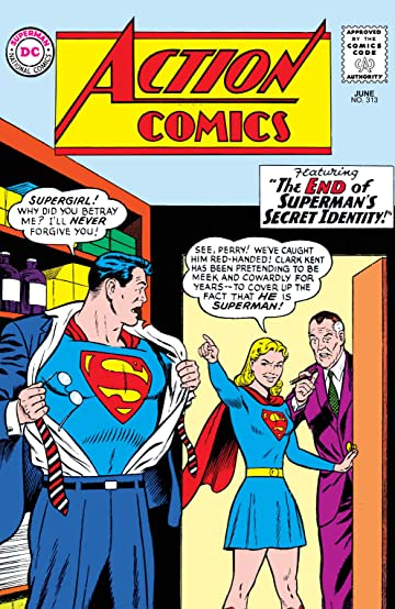 Action Comics (1938-2011) #313