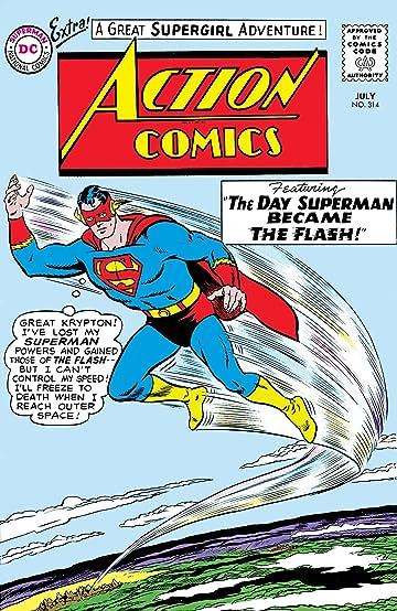 Action Comics (1938-2011) No.314