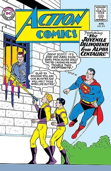 Action Comics (1938-2011) No.315