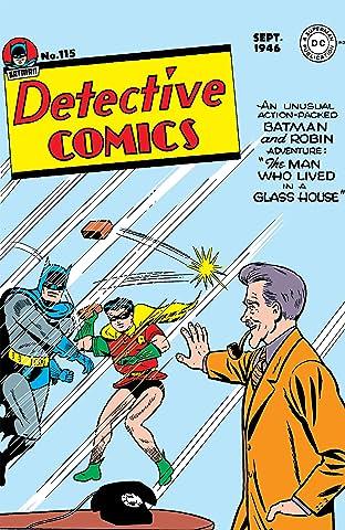 Detective Comics (1937-2011) #115