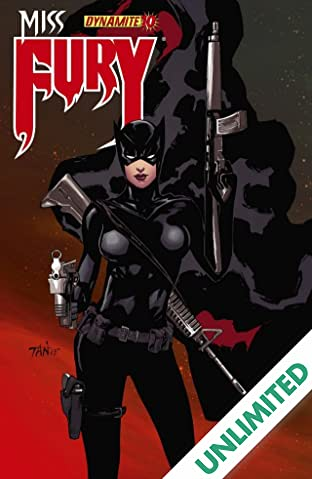 Miss Fury (2013) #10: Digital Exclusive Edition