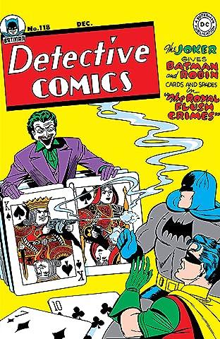 Detective Comics (1937-2011) #118