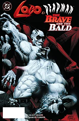 Lobo/Deadman: The Brave and the Bald (1995) #1
