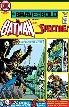 The Brave and the Bold (1955-1983) #116