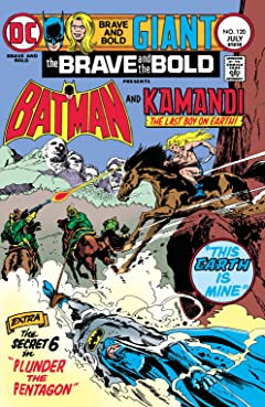 The Brave and the Bold (1955-1983) #120