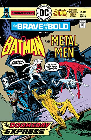 The Brave and the Bold (1955-1983) #121