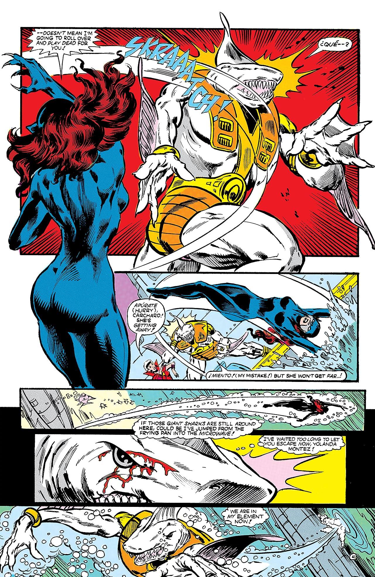 Infinity, Inc. (1984-1988) #26