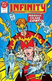 Infinity, Inc. (1984-1988) #27