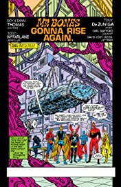Infinity, Inc. (1984-1988) #28