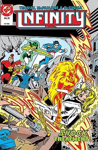 Infinity, Inc. (1984-1988) #31