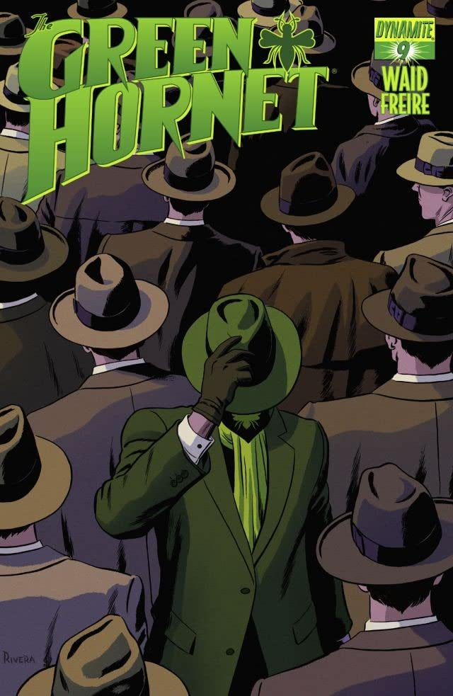 The Green Hornet #9: Digital Exclusive Edition