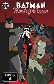 Batman and Harley Quinn (2017) #5