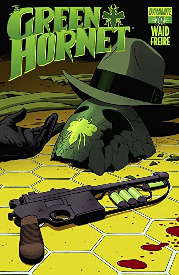 The Green Hornet #10: Digital Exclusive Edition