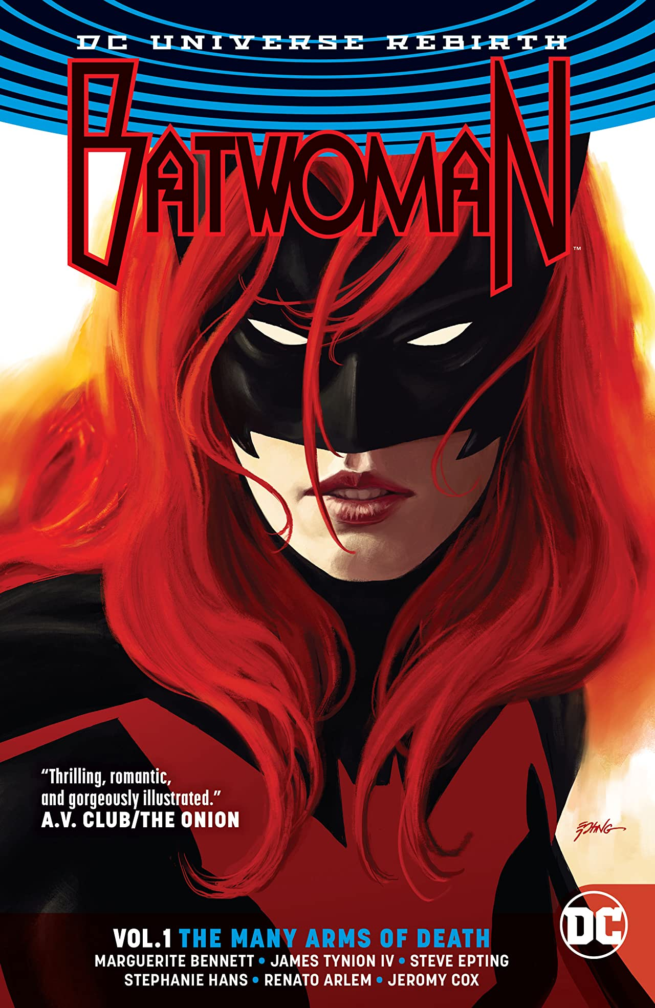 Batwoman (2017-) Tome 1: The Many Arms of Death