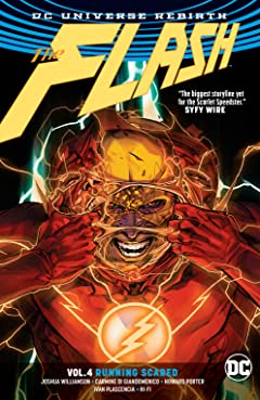 The Flash (2016-) Vol. 4: Running Scared