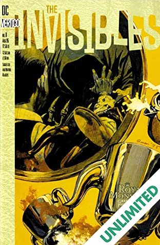 The Invisibles #11