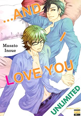 ...and I Love You  (Yaoi Manga) Vol. 1
