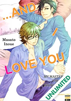 ...and I Love You  (Yaoi Manga) #3