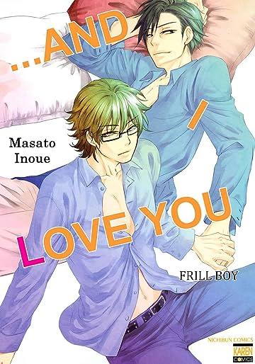 ...and I Love You  (Yaoi Manga) No.4