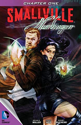 Smallville: Harbinger #1