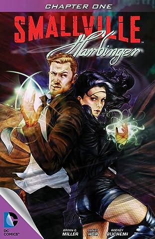 Smallville: Harbinger #1