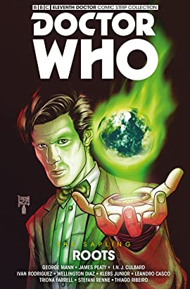 Doctor Who: The Eleventh Doctor - The Sapling Vol. 2: Roots