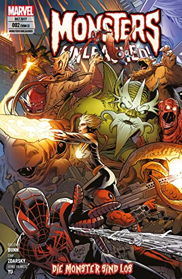 Monsters Unleashed Vol. 2: Die Monster sind los