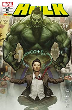 Hulk Tome 4: Punktlandung