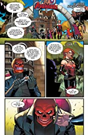 Uncanny Avengers Vol. 5: In den Klauen von Red Skull