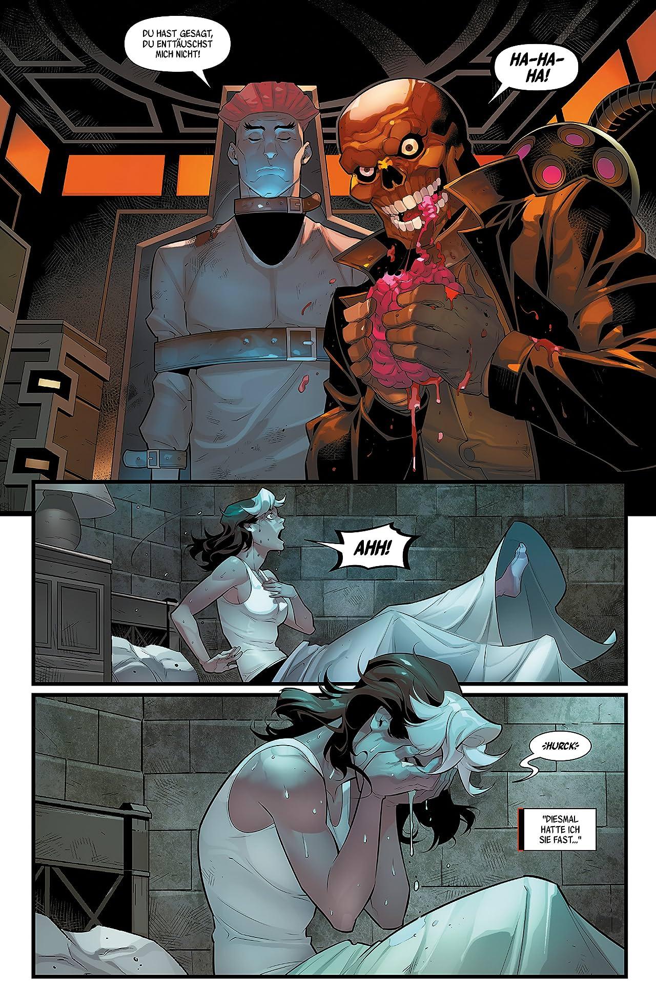 Uncanny Avengers Vol. 5: In den Klauen von Red Skull