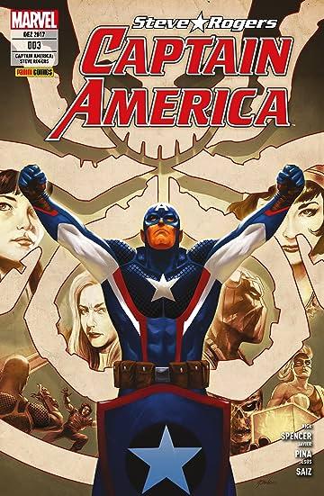 Captain America: Steve Rogers Vol. 3: Hydra über alles