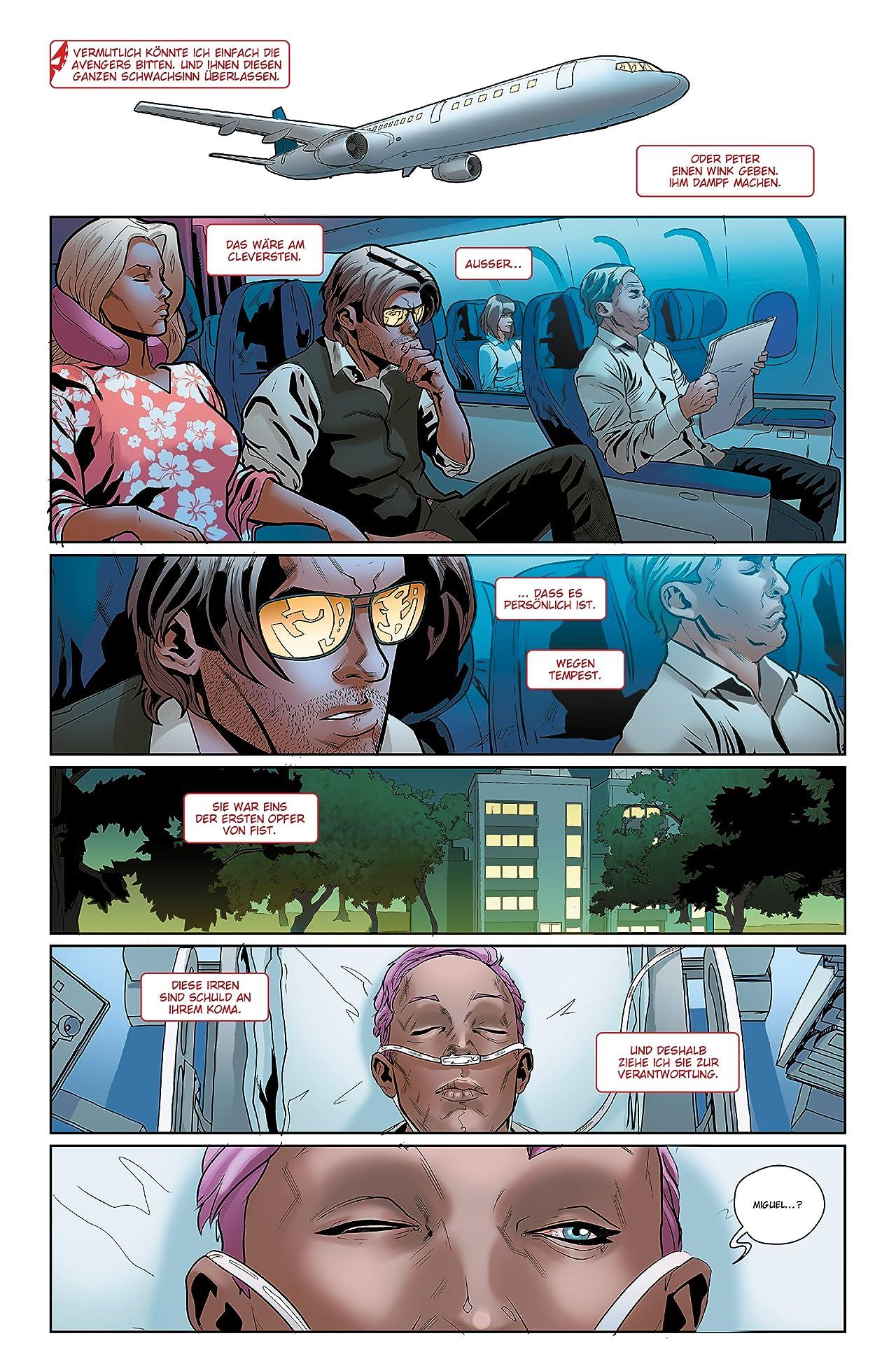 Spider-Man 2099 Vol. 4: Der Tod und Elektra