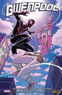 Gwenpool Tome 2: Spinnen, Spaß und Spielereien