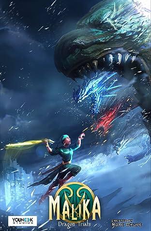 Malika - Dragon Trials #1.1