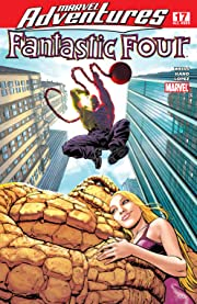 Marvel Adventures Fantastic Four (2005-2009) #17