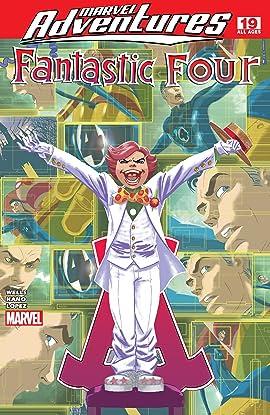 Marvel Adventures Fantastic Four (2005-2009) #19