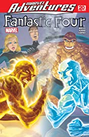Marvel Adventures Fantastic Four (2005-2009) #20