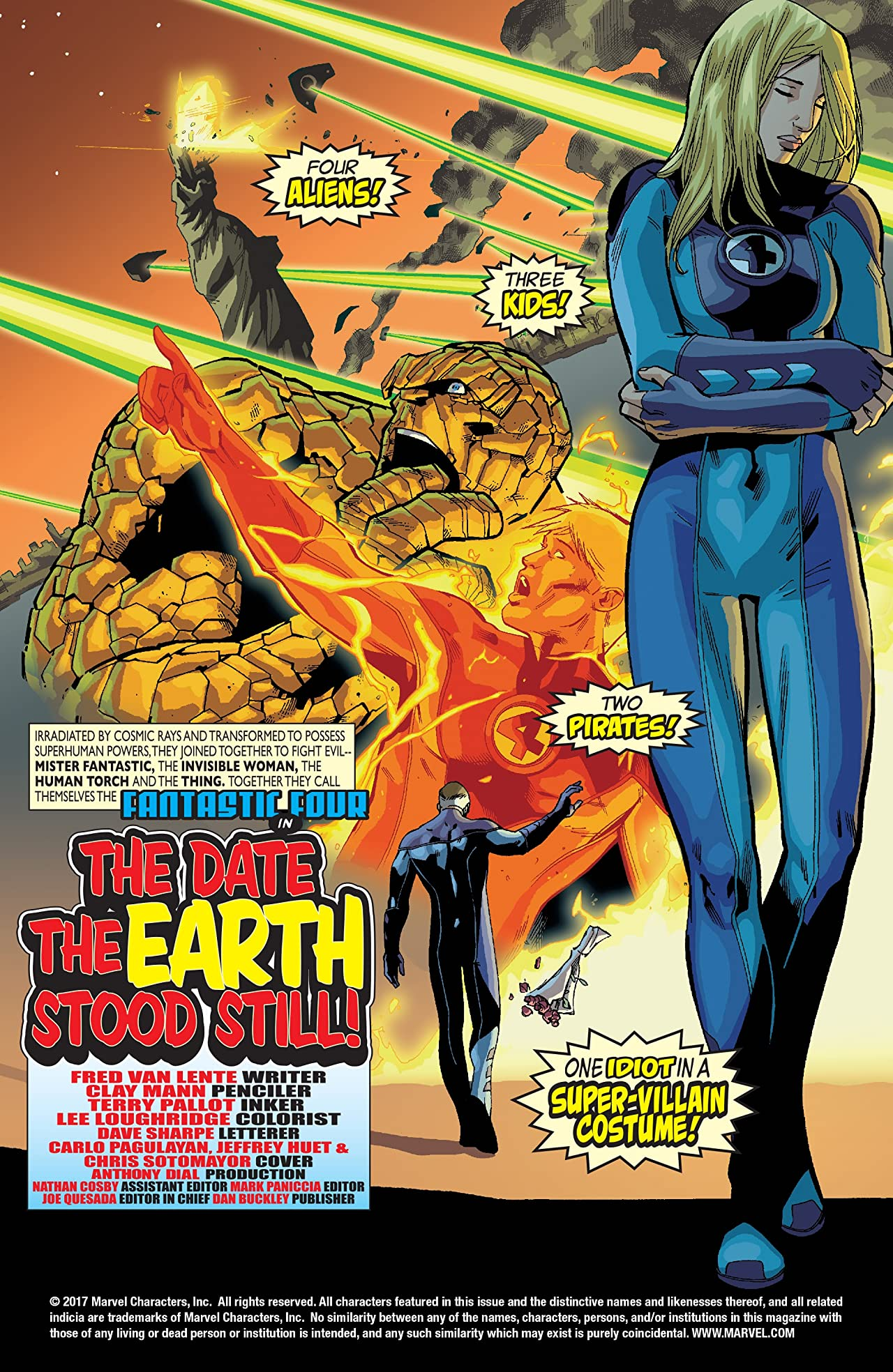 Marvel Adventures Fantastic Four (2005-2009) #22