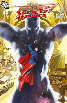Justice Society of America (2007-2011) #22
