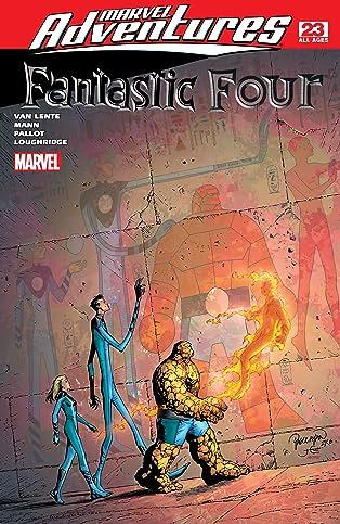Marvel Adventures Fantastic Four (2005-2009) #23