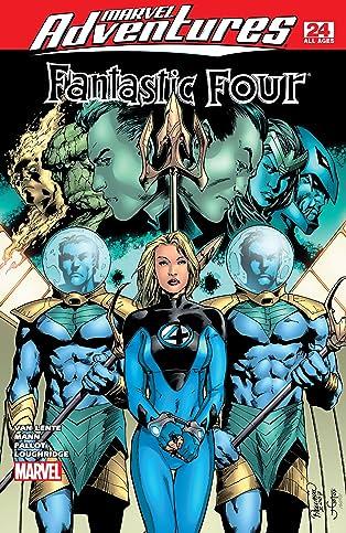 Marvel Adventures Fantastic Four (2005-2009) #24