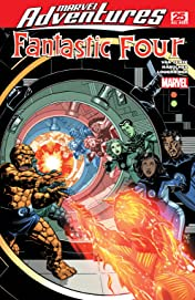 Marvel Adventures Fantastic Four (2005-2009) #25