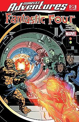 Marvel Adventures Fantastic Four (2005-2009) #25