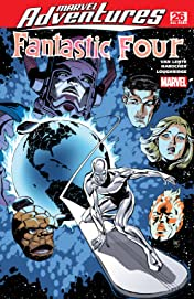 Marvel Adventures Fantastic Four (2005-2009) #26