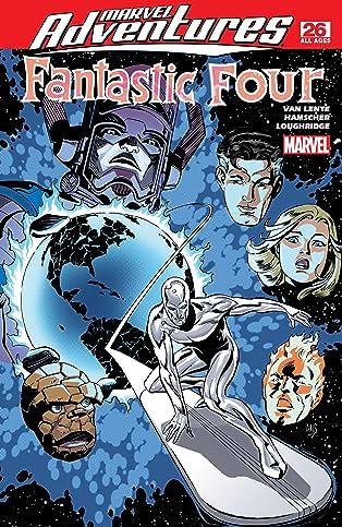 Marvel Adventures Fantastic Four (2005-2009) #26