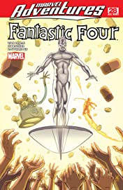 Marvel Adventures Fantastic Four (2005-2009) #28