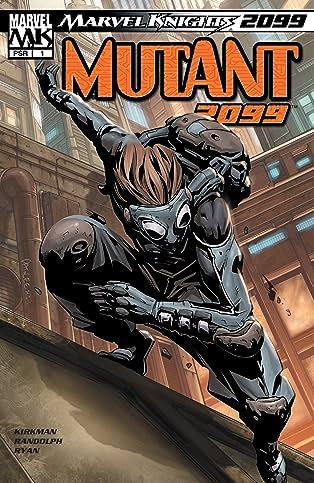 Mutant 2099 (2004) #1