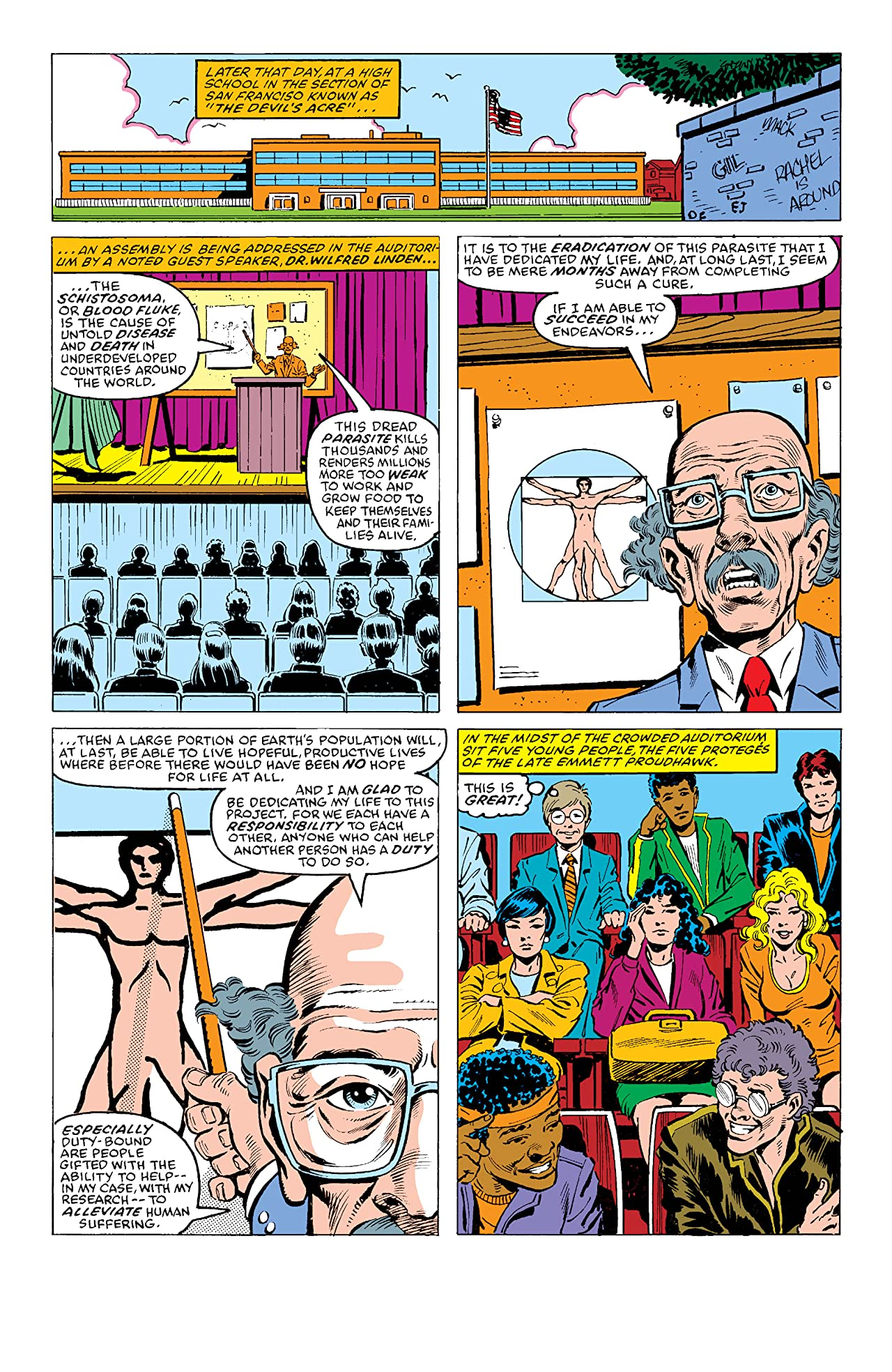 Psi-Force (1986-1989) #5